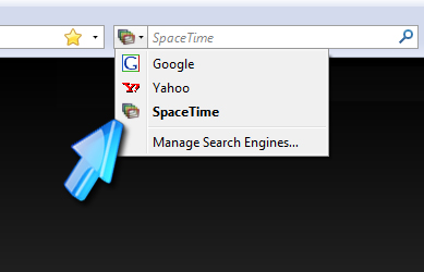 SpaceTime3D Toolbar